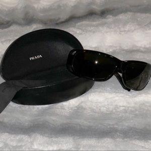 Prada Accessories - AUTHENTIC Prada Shied Sunglasses   🕶